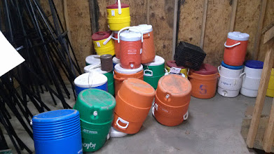 Photo: GL water coolers