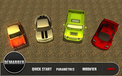 Real Driver: Parking Simulator  captures d'u00e9cran 1