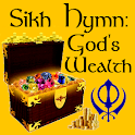 Sikh Morning Hymn God's Wealth icon