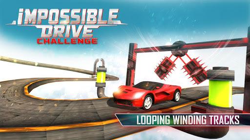 GT Car Stunts - Impossible Driving 2018 screenshot 1