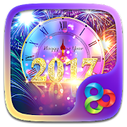 New Year 2017 GO LauncherTheme