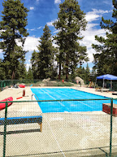 Photo: Machaneh Pool (same one we used to go to back when we were campers)