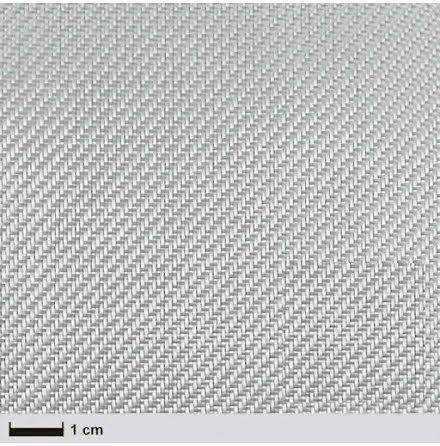 Glasfiberväv 160 g/m² Twill, bredd 100cm