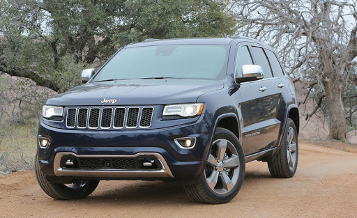 Wallpapers Jeep Grand Cherokee