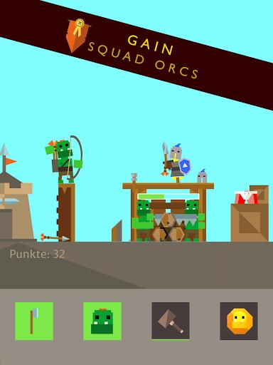 Orcs X - Idle Clicker RPG apkmr screenshots 9