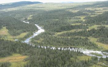 Photo: Kvisselnvattnet-trakterna
