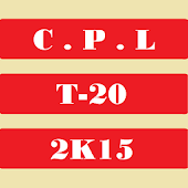 C.P.L 2K15 Time Table