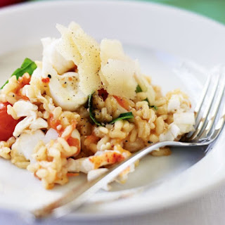 Lobster Risotto.