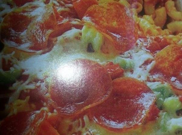 Pizza Macaroni And Cheese Recipe