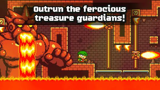 Screenshots of Super Dangerous Dungeons for iPhone