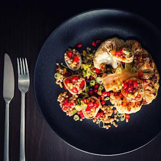 Cauliflower Couscous Vegetarian Recipes