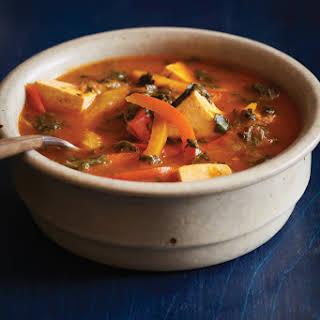 Spicy Tofu Stew.