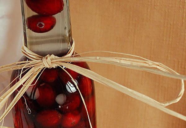 Cranberry-orange Flavored Liqueur Recipe