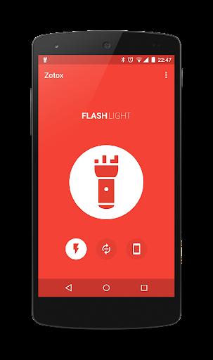Zotox Flashlight