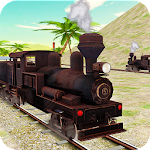 Train Simulator Game: 3D Simulation Train Driving Icon