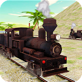 Train Simulator Game: 3D Simulation Train Driving