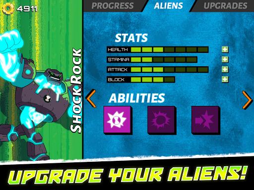 Ben 10 - Omnitrix Hero: Aliens vs Robots 1.0.5 15