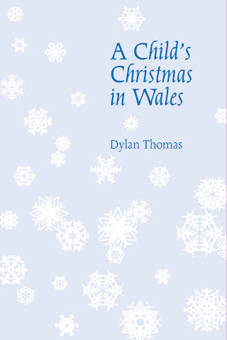 cover image for A Child's Christmas in Wales