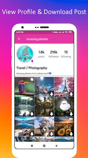 Download Profile Picture Downloader for Instagram on PC