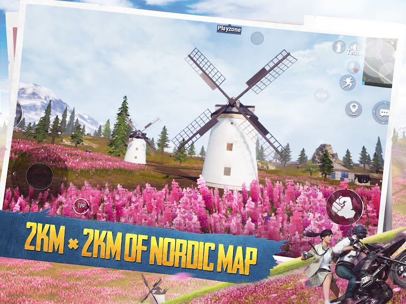 Screenshot - PUBG MOBILE – NEW MAP: LIVIK