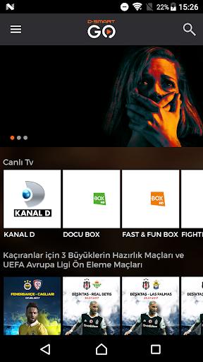 D-Smart GO screenshot 1