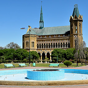Frere Hall Karachi Pakistan by Yasir Saeed - Buildings & Architecture Public & Historical