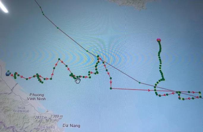 Biển Đông căng thẳng: Tàu dân mất tích, Việt Nam chờ tàu Mỹ cập cảng - Ảnh 1