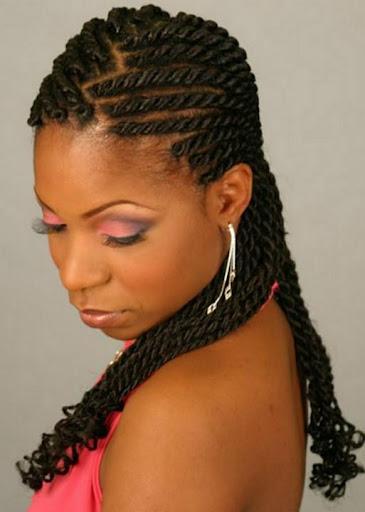 Hairstyles Afro Women Guide 1.4 screenshots 2