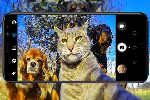 Camera For Huawei 1.0 screenshots 2