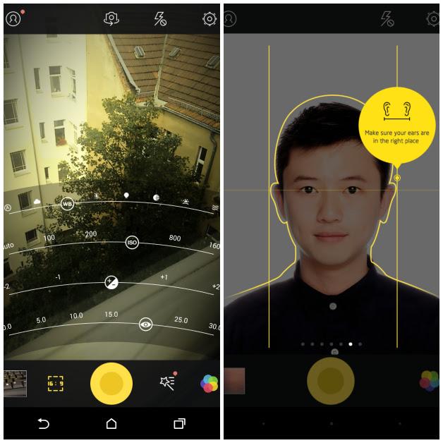 Camera 360 android - chỉnh sửa ảnh chưa bao giờ đẹp đến thế