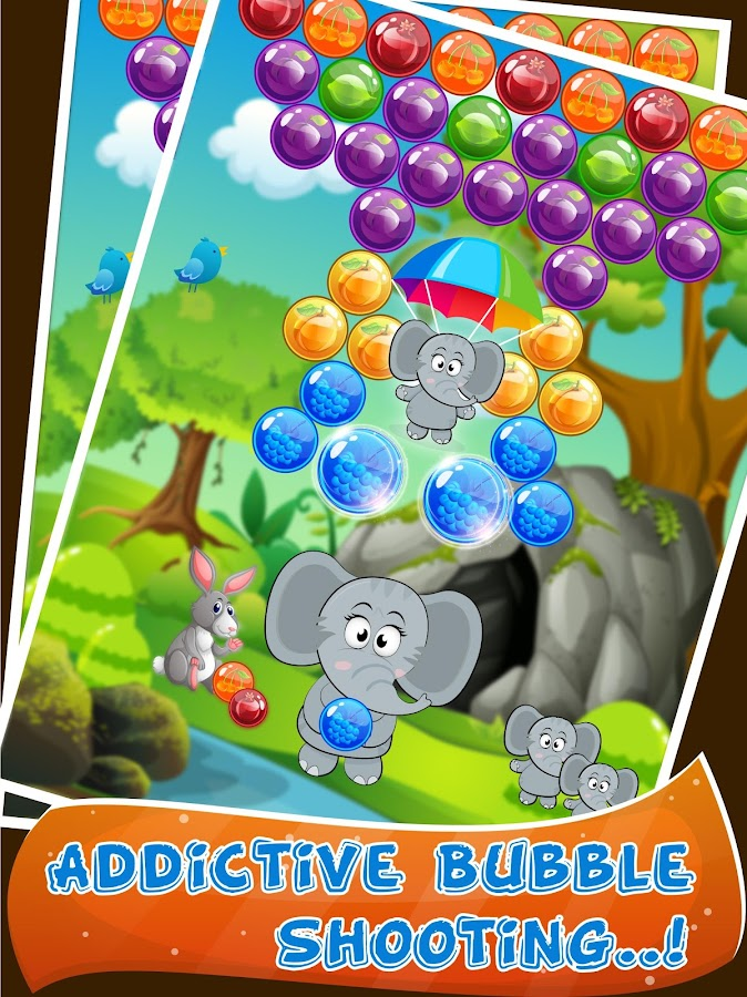 Motu Pop - Bubble Shooter Game- screenshot