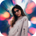 Selfie blur camera - Portrait image editor icon