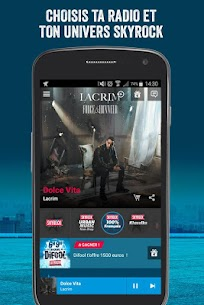 Skyrock Radio 4.6.9 APK Mod Updated 3