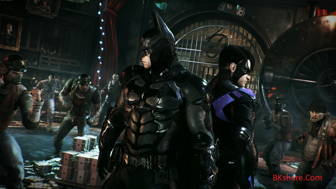 Download game Batman Arkham Knight Full