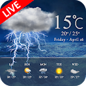 Weather App : Weather Tracker & Radar icon