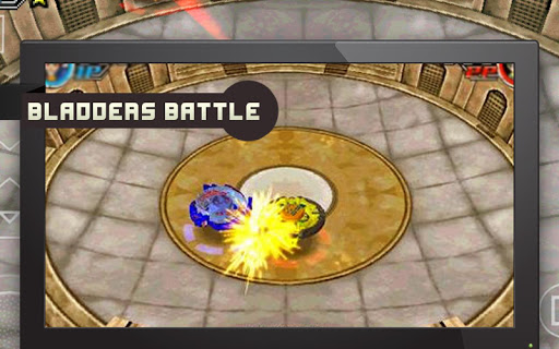 Spin Blade: Metal Fight Zero for PC