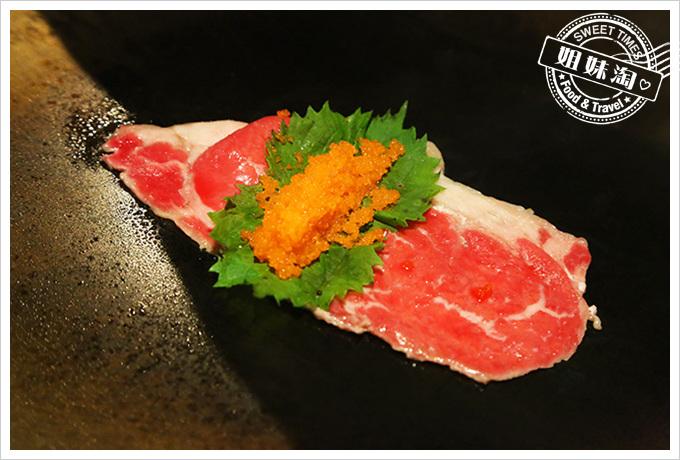 三重奏日式牛肉卷 $2280+10%