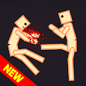 Stickman Playground : Fight Ragdoll Zombie People icon