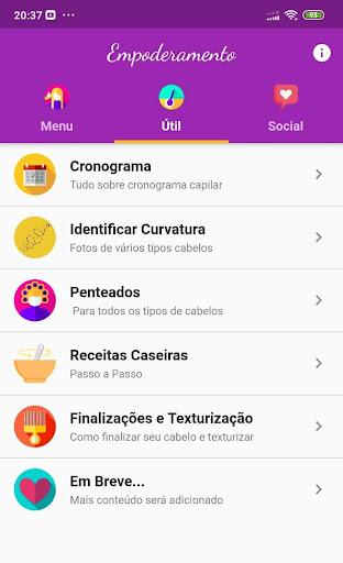 Empoderamento Crespo screenshots 2