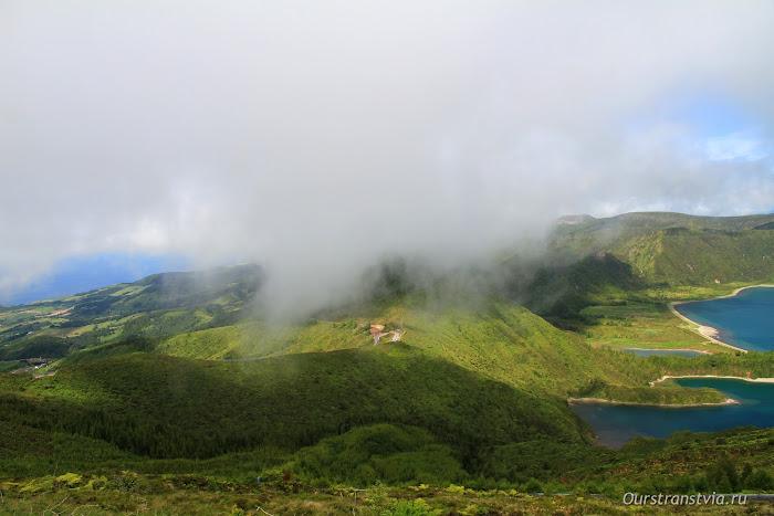 Виды острова Сао Мигел