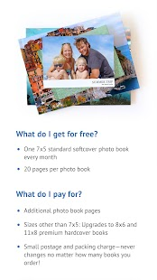 FreePrints Photobooks - Free book every month- screenshot thumbnail