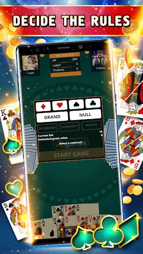 Skat Offline - Single Player Card Game 1.1.20 3