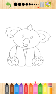 Download animal coloring book : kids For PC Windows and Mac apk screenshot 5