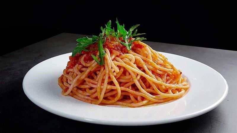 Mỳ Ý chay - và hướng dẫn chi tiết cách làm món ăn thơm ngon này