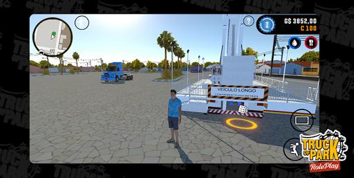 Télécharger Truck Of Park: RolePlay mod apk screenshots 3