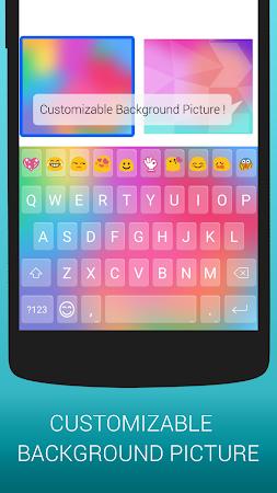 Emoji Keyboard -Cute,Emoticons 1.2.5.0 screenshot 131264