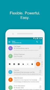 Aqua Mail PRO APK- Email app LITE Mod [Full Unlocked] 1