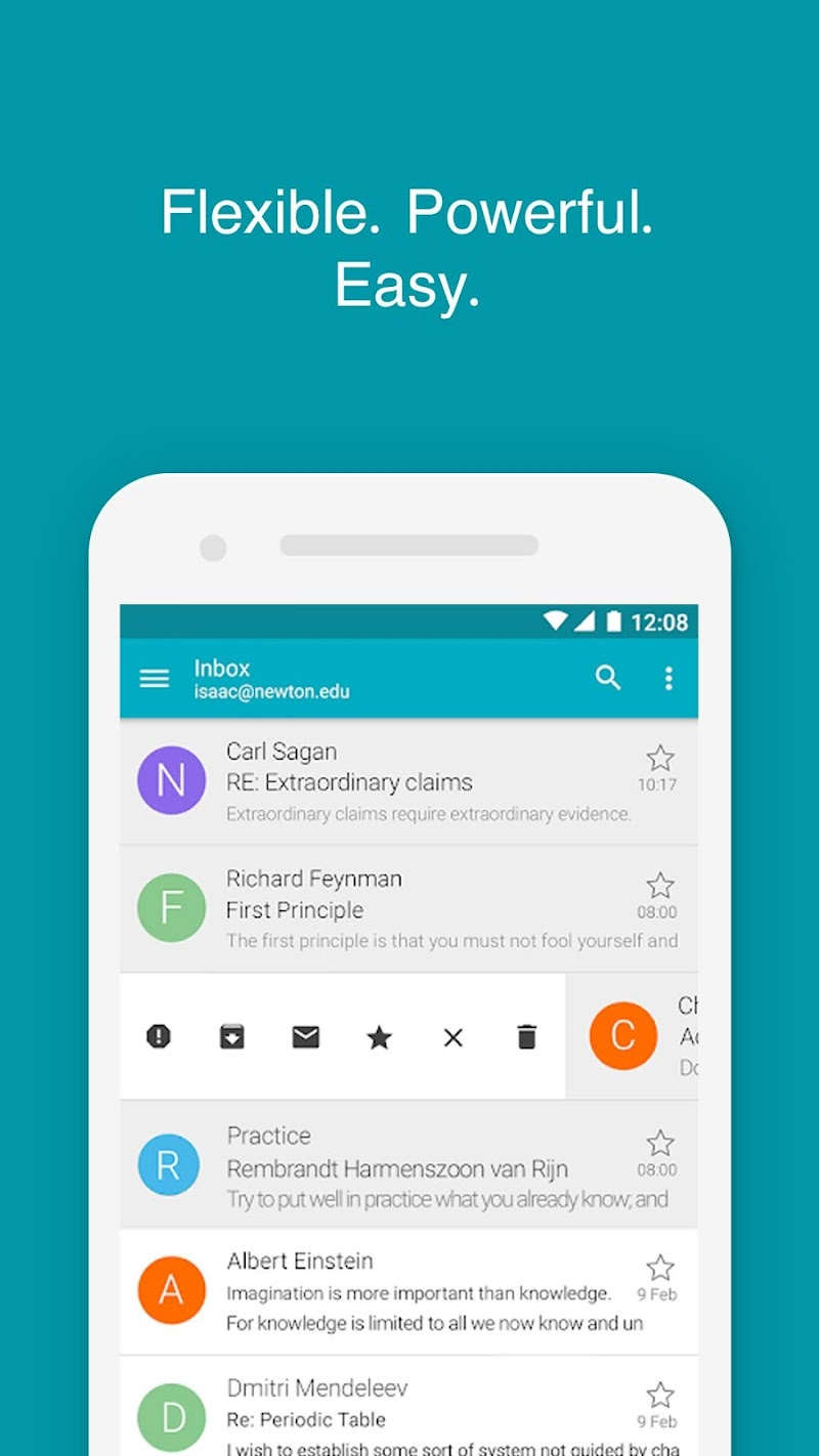 Aqua Mail - Email App APK Cracked Free Download | Cracked Android