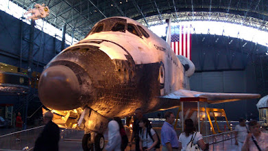 Photo: Air and Space Museum (Dulles)