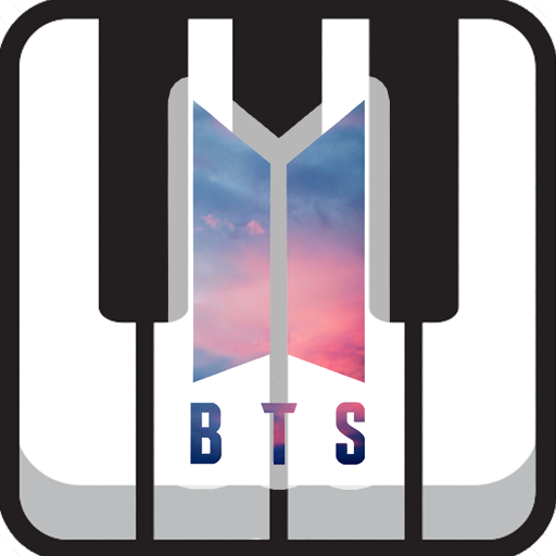 Icon for BTS Real Piano Tiles